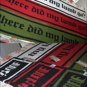 L.A.M.B. Where did my lamb go? Banner Scarf